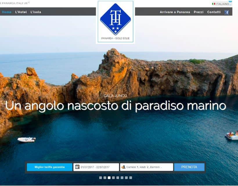 Hotel Tesoriero – Panarea