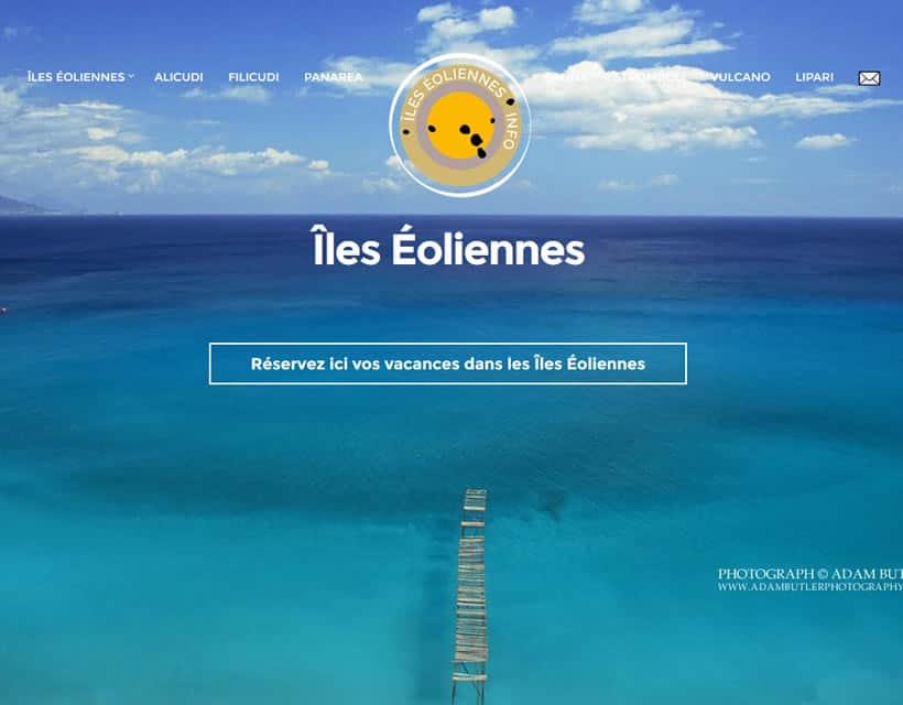 Iles-eoliennes.info