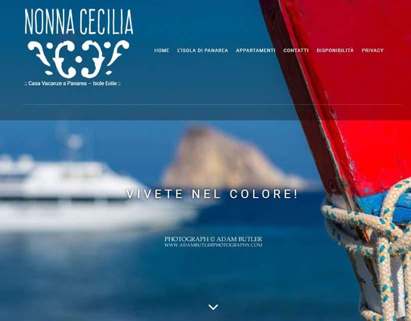 Casa Vacanze Nonna Cecilia – Panarea